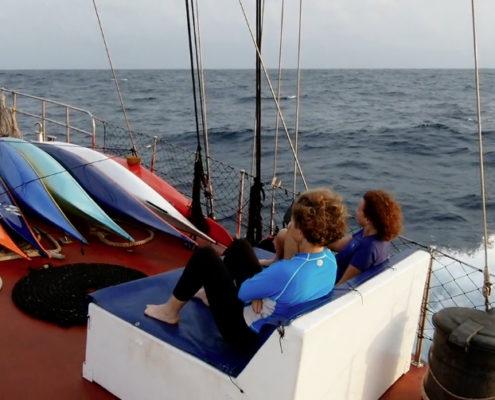 Seyschelles - Sailing